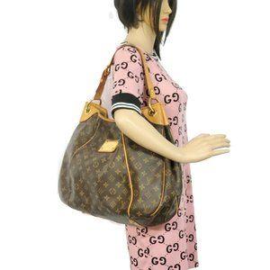 Louis Vuitton Bags - 100% Auth Louis Vuitton Galleria GM Monogram Hobo